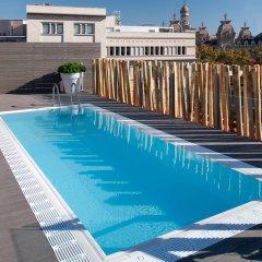 Отель Catalonia Born Барселона бассейн