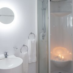 Отель Santorini Princess Presidential Suites Греция, Остров Санторини - отзывы, цены и фото номеров - забронировать отель Santorini Princess Presidential Suites онлайн ванная