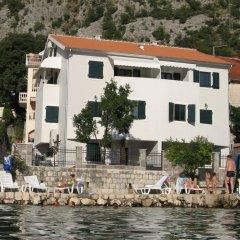 Отель Villa Iva Черногория, Доброта - отзывы, цены и фото номеров - забронировать отель Villa Iva онлайн пляж