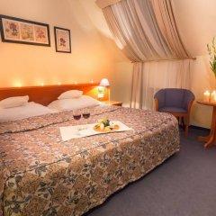 Best Western Prima Hotel Wroclaw комната для гостей