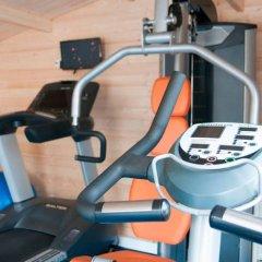 Bcn Montjuic Hotel Барселона фитнесс-зал