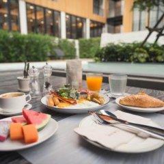 Отель Craftsman Bangkok Бангкок питание