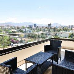 Отель Plaza Juan Carlos Гондурас, Тегусигальпа - отзывы, цены и фото номеров - забронировать отель Plaza Juan Carlos онлайн балкон