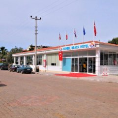 Karbel Beach Hotel парковка