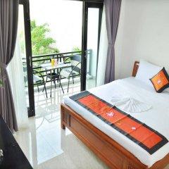 Отель Bi's House Homestay балкон