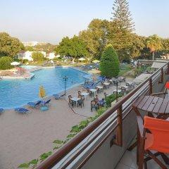 Отель Kalithea Sun & Sky Греция, Родос - отзывы, цены и фото номеров - забронировать отель Kalithea Sun & Sky онлайн балкон
