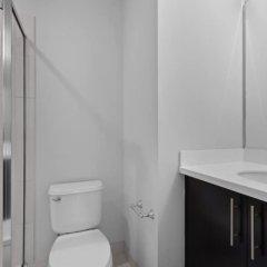 Отель Bluebird Suites DC Financial District США, Вашингтон - отзывы, цены и фото номеров - забронировать отель Bluebird Suites DC Financial District онлайн ванная фото 2