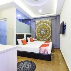 Отель OYO 157 Norbu Hotel Малайзия, Куала-Лумпур - отзывы, цены и фото номеров - забронировать отель OYO 157 Norbu Hotel онлайн комната для гостей фото 5