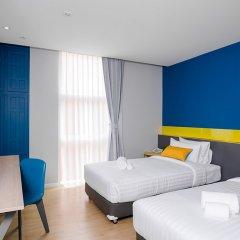 Отель TRANZ Бангкок комната для гостей