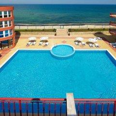 Отель Sea Complex Relax& Spa- All Inclusive Болгария, Поморие - отзывы, цены и фото номеров - забронировать отель Sea Complex Relax& Spa- All Inclusive онлайн балкон