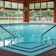 Отель Quality Inn США, Радфорд - отзывы, цены и фото номеров - забронировать отель Quality Inn онлайн бассейн