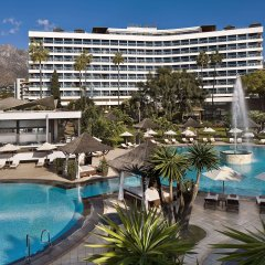 Отель Gran Melia Don Pepe бассейн
