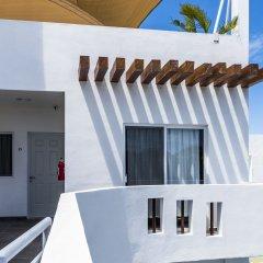Отель Suite 24 Плая-дель-Кармен балкон