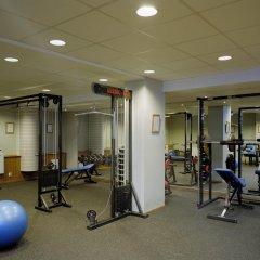 Отель Scandic Sjöfartshotellet фитнесс-зал