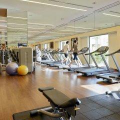 Отель Piks Key - Al Nabat фитнесс-зал