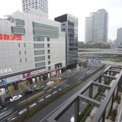 Отель Akasaka Excel Hotel Tokyu Япония, Токио - отзывы, цены и фото номеров - забронировать отель Akasaka Excel Hotel Tokyu онлайн балкон