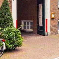 Отель Mercure Centre Canal District Амстердам парковка