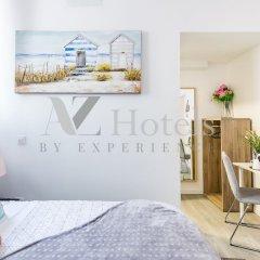 Отель A&Z Juan de Mena -Only Adults Испания, Мадрид - отзывы, цены и фото номеров - забронировать отель A&Z Juan de Mena -Only Adults онлайн комната для гостей фото 2