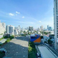 Отель Sukhumvit Park, Bangkok - Marriott Executive Apartments Таиланд, Бангкок - отзывы, цены и фото номеров - забронировать отель Sukhumvit Park, Bangkok - Marriott Executive Apartments онлайн фото 8