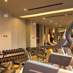 Отель Le Coral Hideaway Beyond Phuket фитнесс-зал фото 3