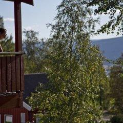 Апартаменты Birkebeineren Apartments балкон