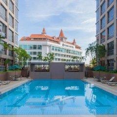 Отель Park Avenue Clemenceau Сингапур, Сингапур - отзывы, цены и фото номеров - забронировать отель Park Avenue Clemenceau онлайн бассейн фото 3