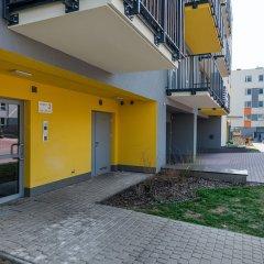 Отель Warszawa-Wlochy Brilliant Apartment Польша, Варшава - отзывы, цены и фото номеров - забронировать отель Warszawa-Wlochy Brilliant Apartment онлайн парковка