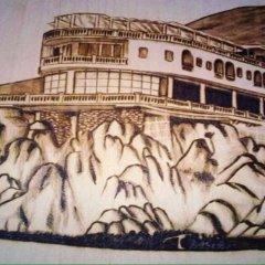 Отель Prince of Lake Hotel Албания, Шенджин - отзывы, цены и фото номеров - забронировать отель Prince of Lake Hotel онлайн интерьер отеля фото 3