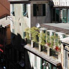 Отель Albergo Posta балкон