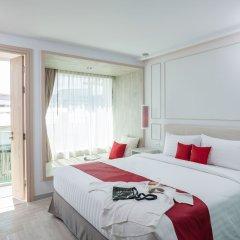The Bloc Hotel комната для гостей