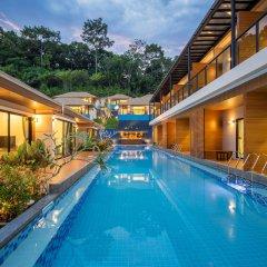 Отель Chermantra Aonang Resort and Pool Suite бассейн фото 2