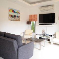 Отель Bangsaray Villa комната для гостей фото 4