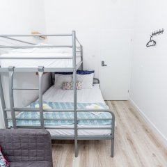 Отель Chillout Hostel Польша, Варшава - 1 отзыв об отеле, цены и фото номеров - забронировать отель Chillout Hostel онлайн комната для гостей фото 3