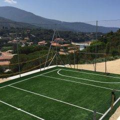 Hotel La Perla Del Golfo Проччио спортивное сооружение