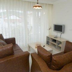 Orka Center Point Apartments Турция, Олудениз - отзывы, цены и фото номеров - забронировать отель Orka Center Point Apartments онлайн комната для гостей