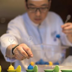 Отель Novotel Shanghai Clover детские мероприятия фото 2