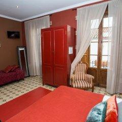 Отель Pension Oliva Испания, Олива - отзывы, цены и фото номеров - забронировать отель Pension Oliva онлайн комната для гостей
