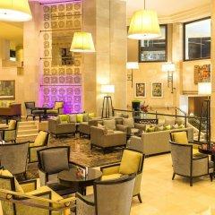 Sheraton Amman Al Nabil Hotel интерьер отеля