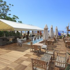 Xperia Saray Beach Hotel Турция, Аланья - 10 отзывов об отеле, цены и фото номеров - забронировать отель Xperia Saray Beach Hotel онлайн бассейн