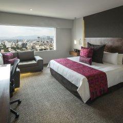 Отель Intercontinental Presidente Mexico City Мехико комната для гостей фото 5
