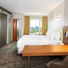 Отель SpringHill Suites Las Vegas Convention Center в номере фото 2