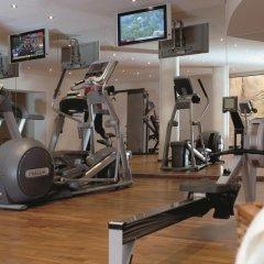 Отель As Cascatas Golf Resort & Spa фитнесс-зал
