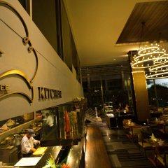 Отель The Kee Resort & Spa интерьер отеля