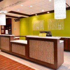 Отель Hilton Garden Inn Columbus/Polaris США, Колумбус - отзывы, цены и фото номеров - забронировать отель Hilton Garden Inn Columbus/Polaris онлайн интерьер отеля