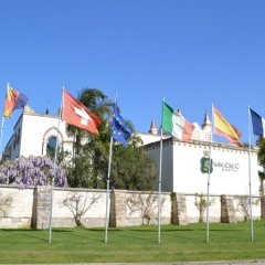 Отель Sangiorgio Resort & Spa Италия, Кутрофьяно - отзывы, цены и фото номеров - забронировать отель Sangiorgio Resort & Spa онлайн пляж