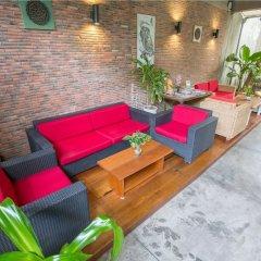 Отель Casa Villa Independence Камбоджа, Пномпень - отзывы, цены и фото номеров - забронировать отель Casa Villa Independence онлайн интерьер отеля фото 2