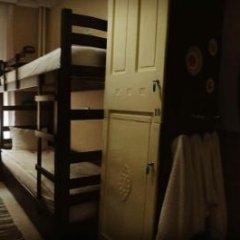 Authentic Belgrade Centre Hostel сейф в номере