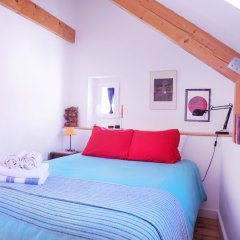 Отель Artist Studio - Alfama Old Town Португалия, Лиссабон - отзывы, цены и фото номеров - забронировать отель Artist Studio - Alfama Old Town онлайн комната для гостей