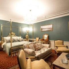 Гостиница Trezzini Palace комната для гостей