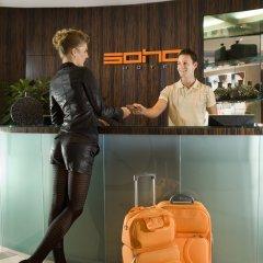 Soho Boutique Hotel фитнесс-зал фото 3